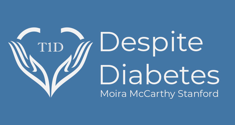 Despite Diabetes -  Living with Type 1 Diabetes – Advocating for a Cure