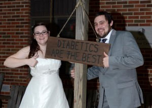Kylee and Josh Walsh: Newlywed FFL celebrities!